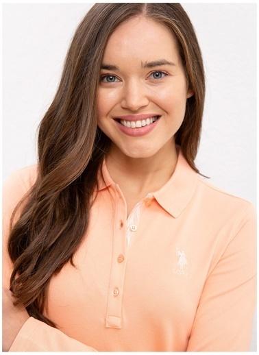 U.S. Polo Assn. U.S. Polo Assn. Polo Yaka Somon Sweatshirt Somon